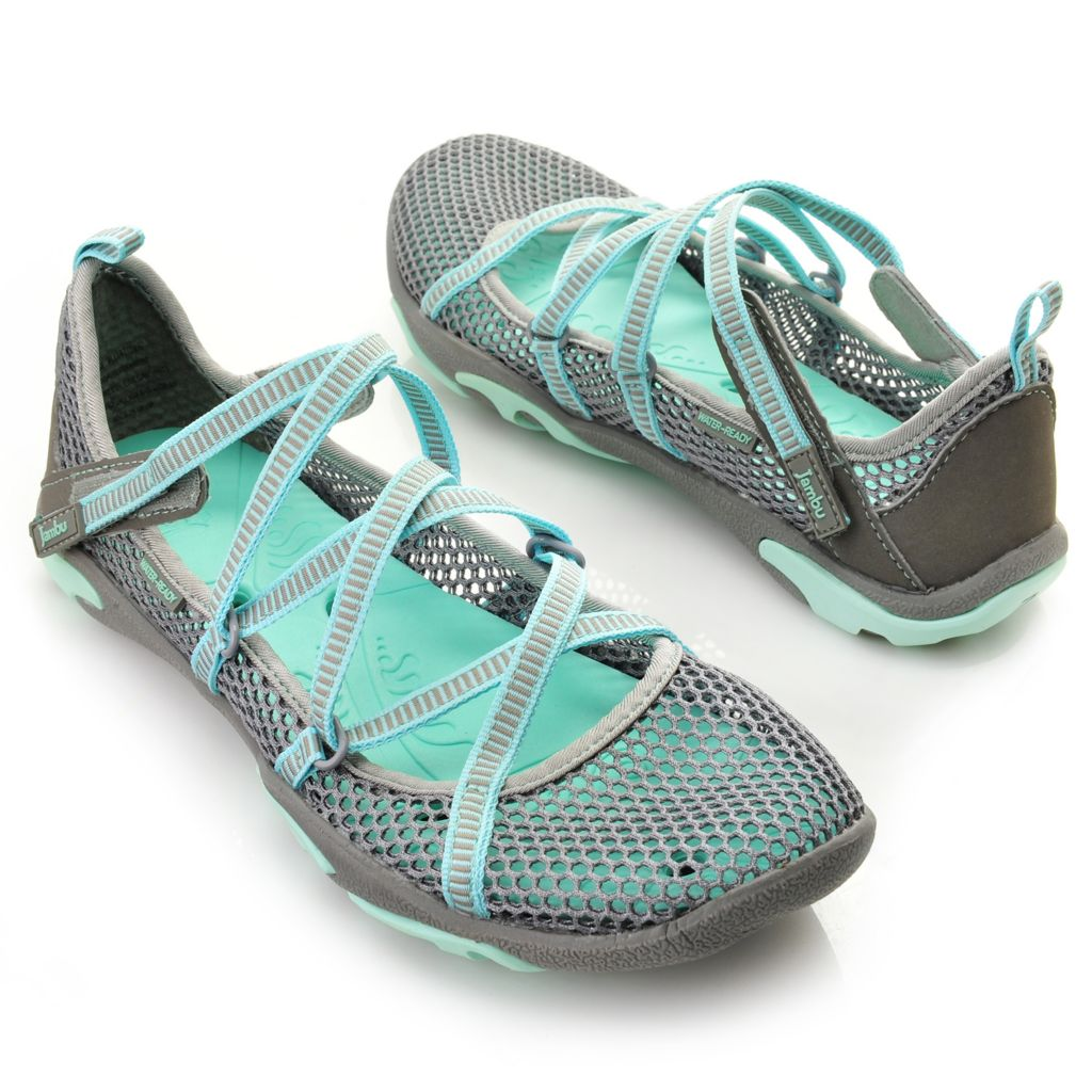 715-975 - Jambu Lightweight Water Ready Mesh Shoes