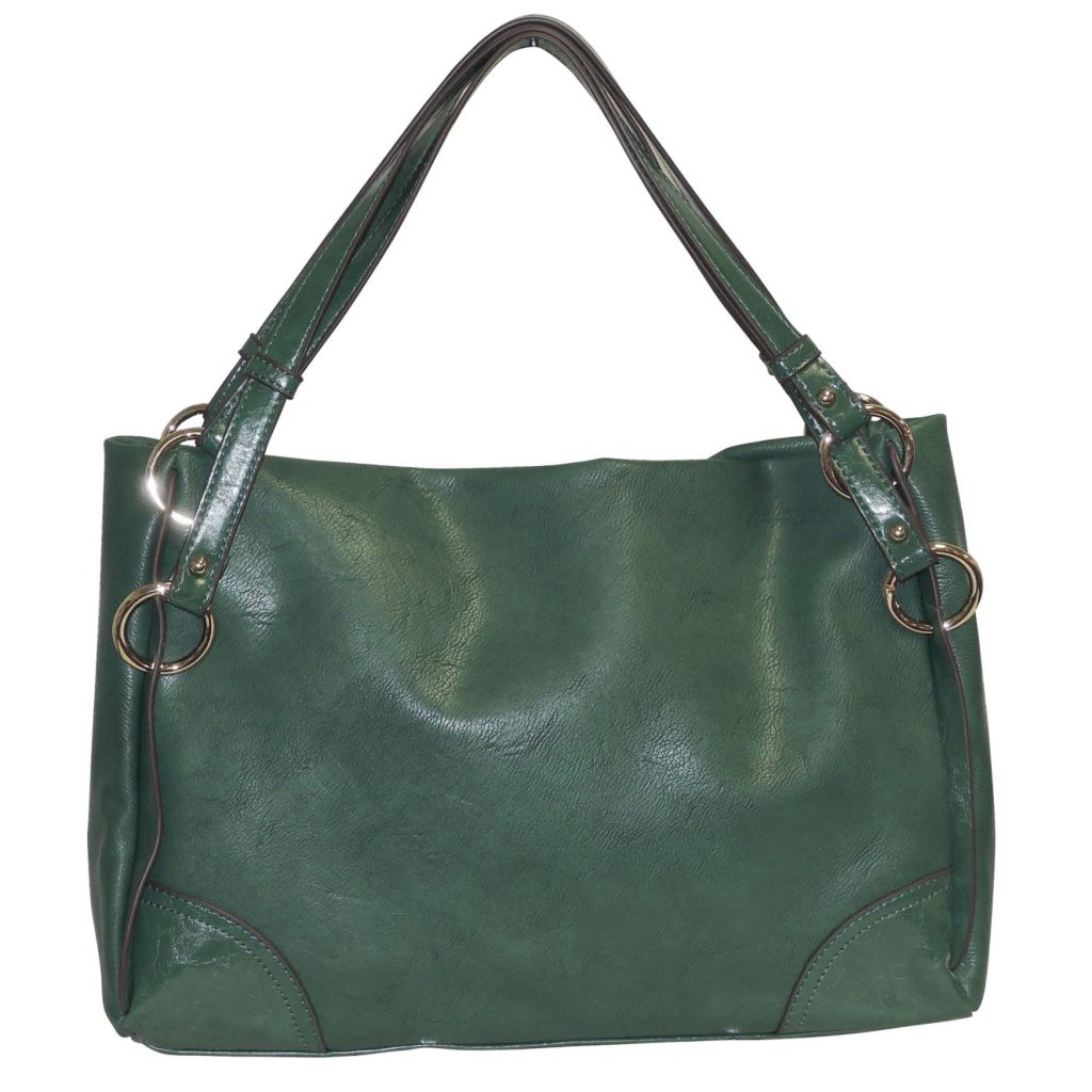 716-010 - Buxton® Distressed Shoulder Bag