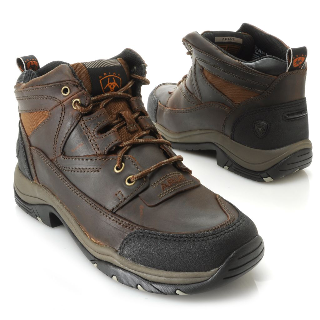 716-103 - Ariat® Men's Leather Lace-up Hiking Boots