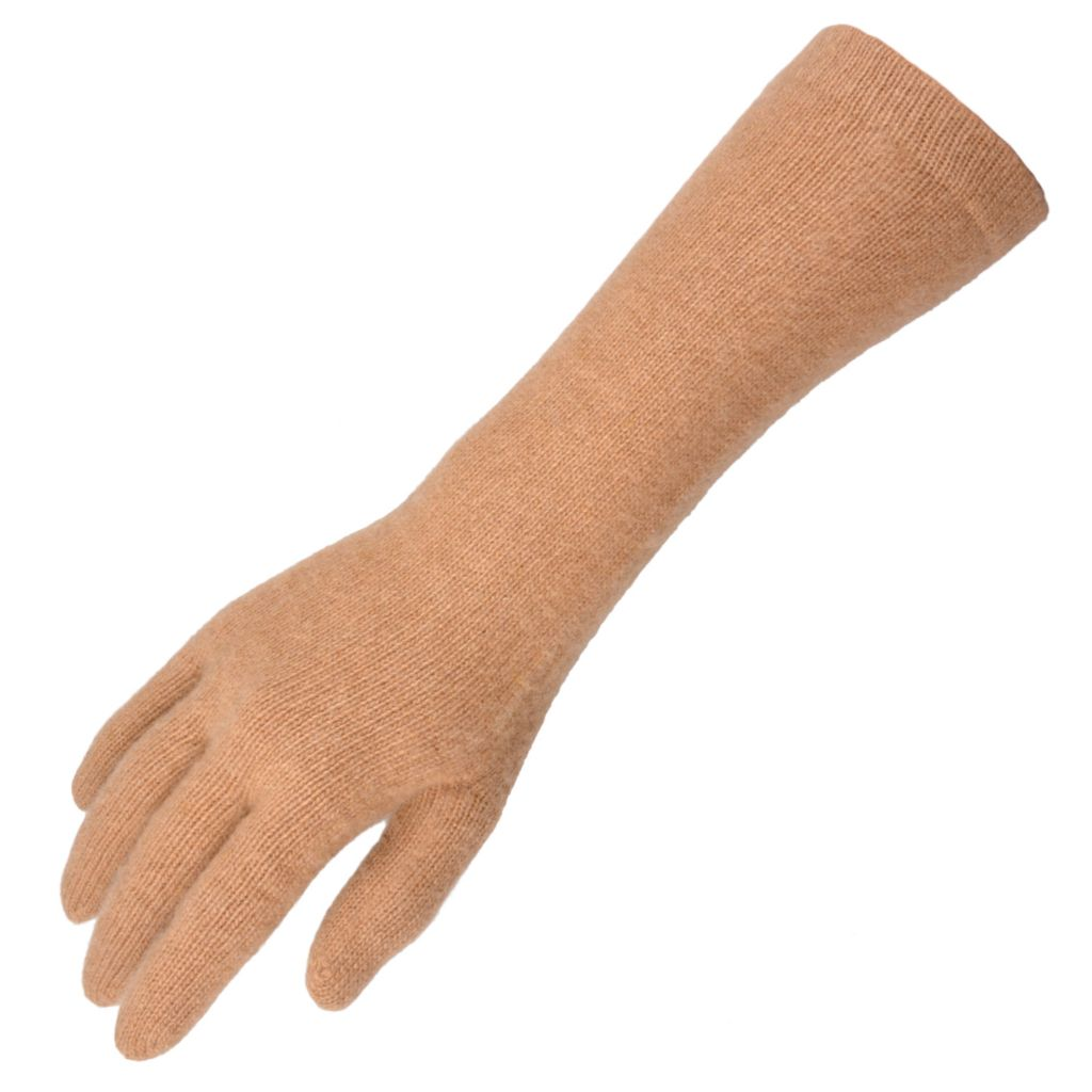 716-416 - Portolano Women's Long Cashmere Gloves