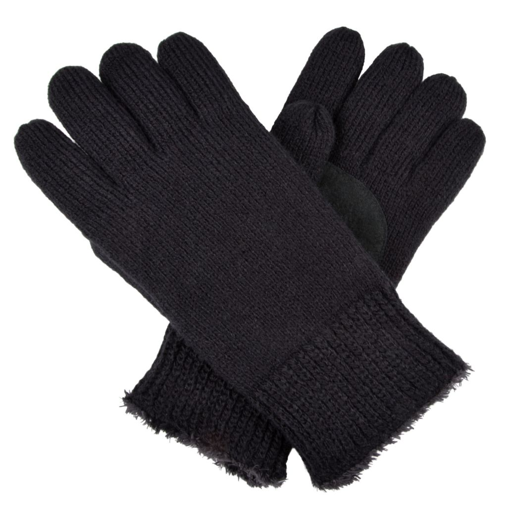 716-455 - Isotoner® Women's Solid Color Knit Gloves