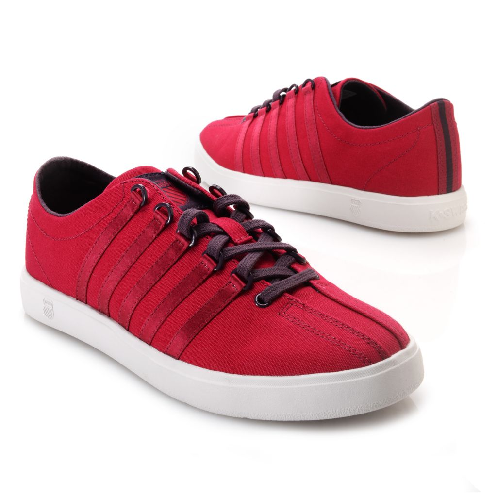 716-472 -  K-Swiss® Women's Canvas Classic Lite T™ Lace-up Sneakers