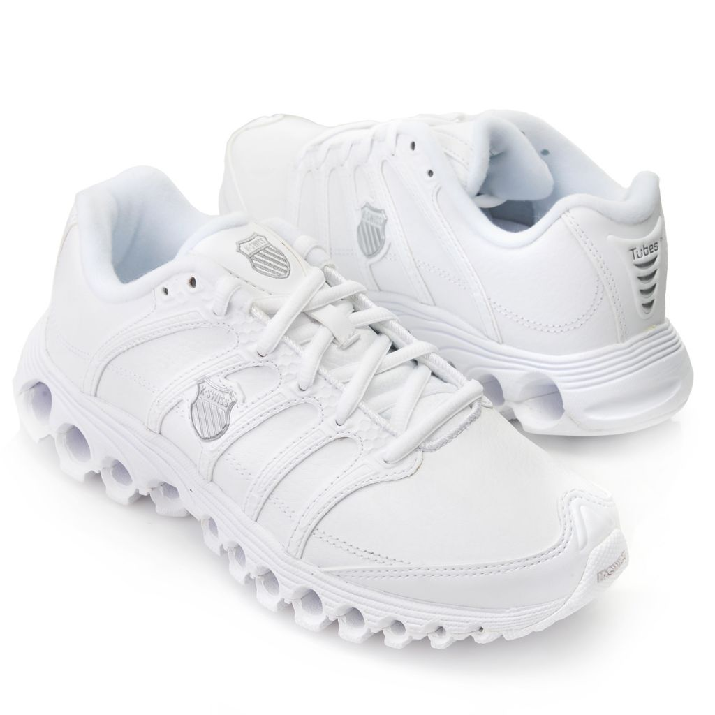 716-475 -  K-Swiss® Women's Leather Tubes™ 100 Training Shoes