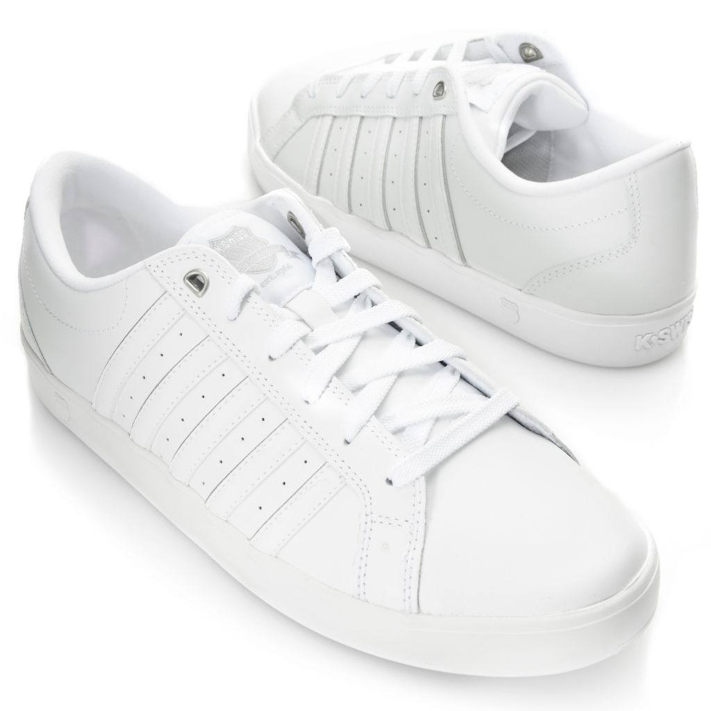 716-481 - K-Swiss® Men's Leather Gallen III™ Lace-up Sneakers