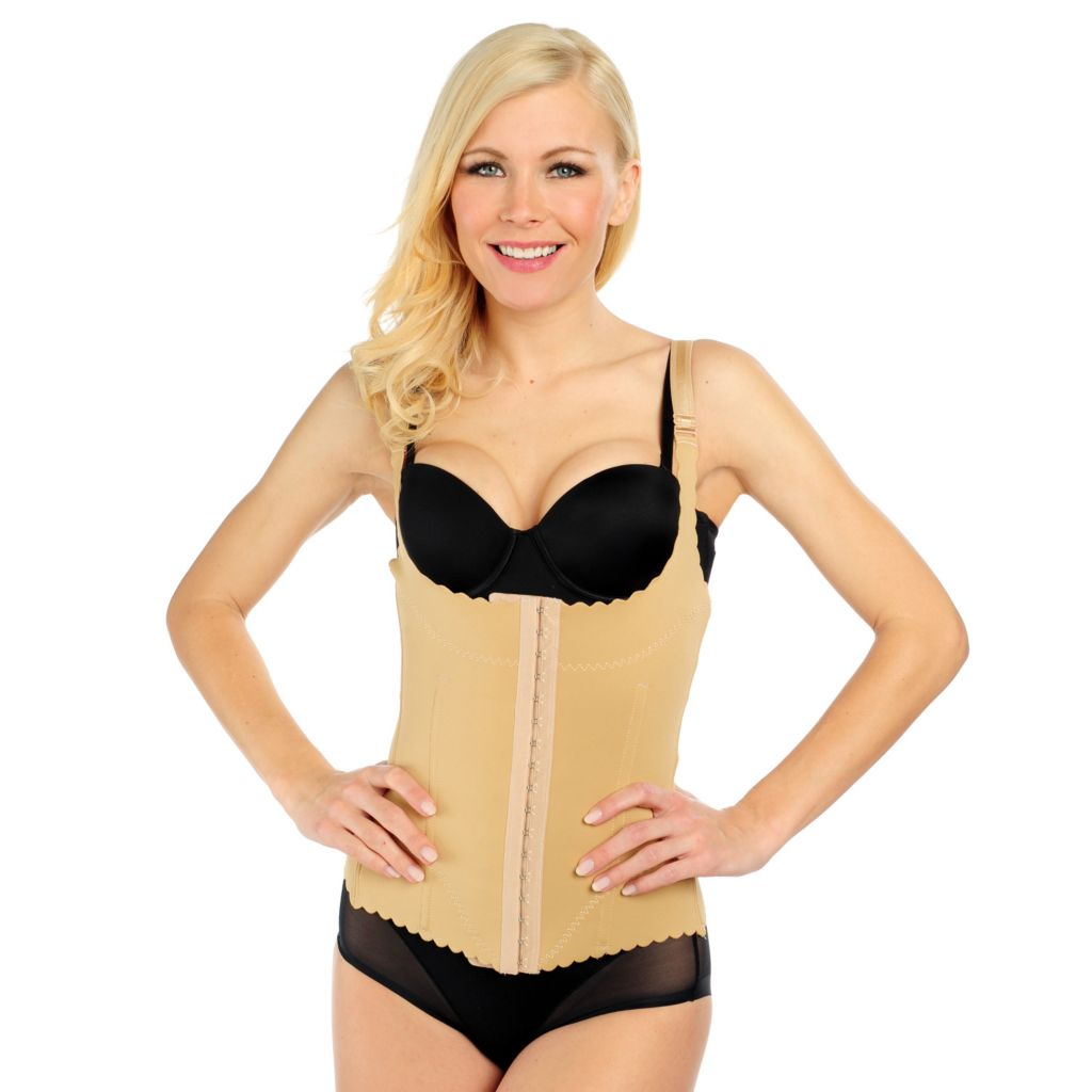 716-785 - Slim-A-Size Stretch Knit Extra Firm Control Cupless Waist Cincher