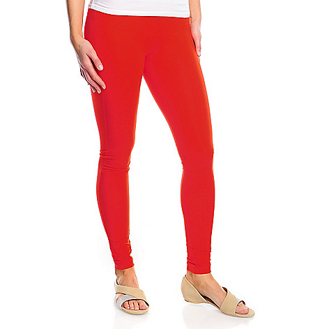 716-923 - Slimming Options™ for Kate & Mallory Stretch Knit Full Length Pull-on Leggings