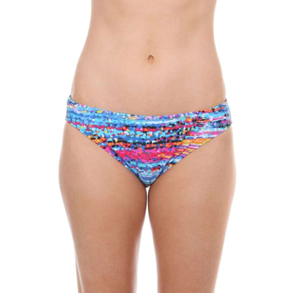 717-340 - Maidenform® Beach Multi Color Hipster Bottom