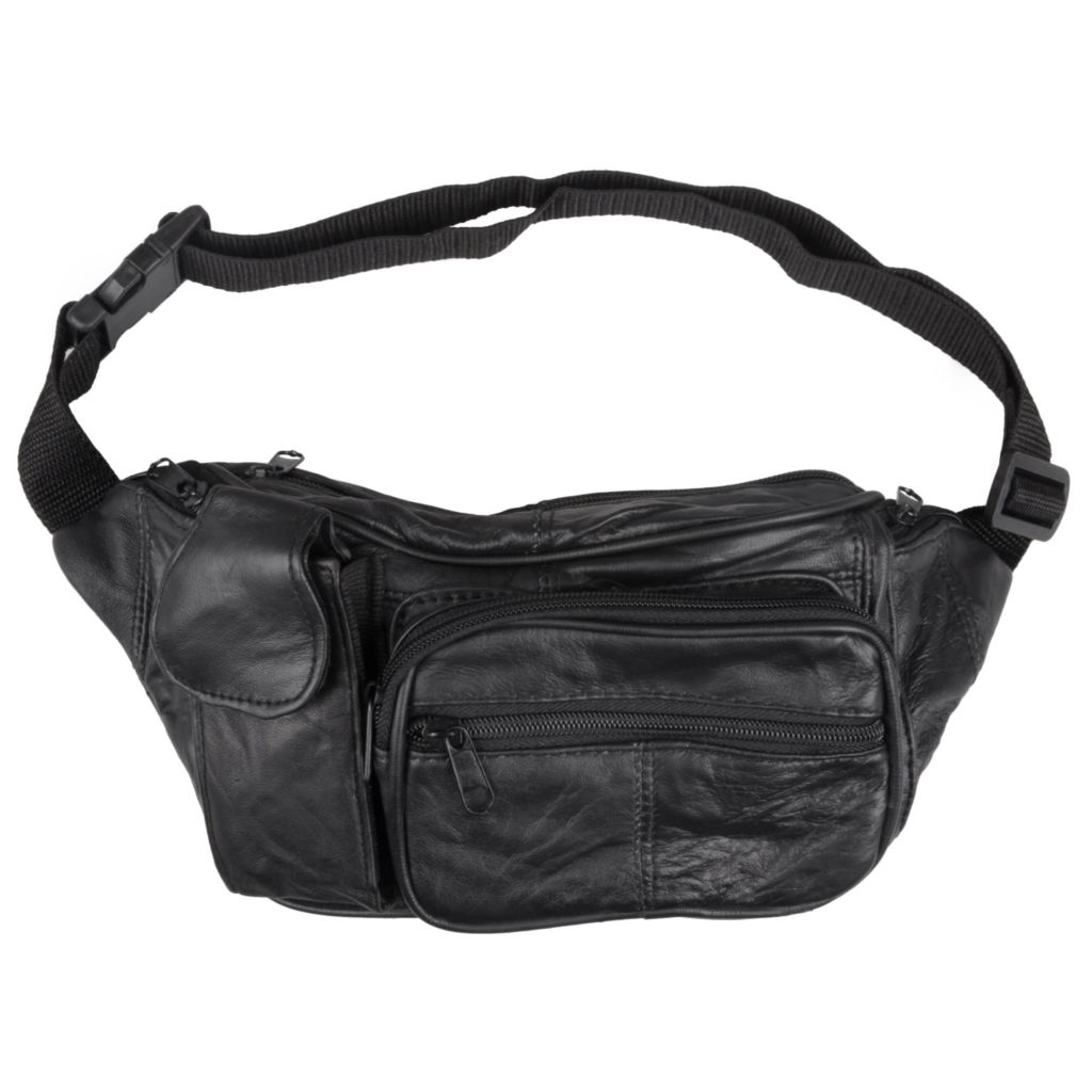 717-659 - Journee Collection Women's Leather Fanny Pack