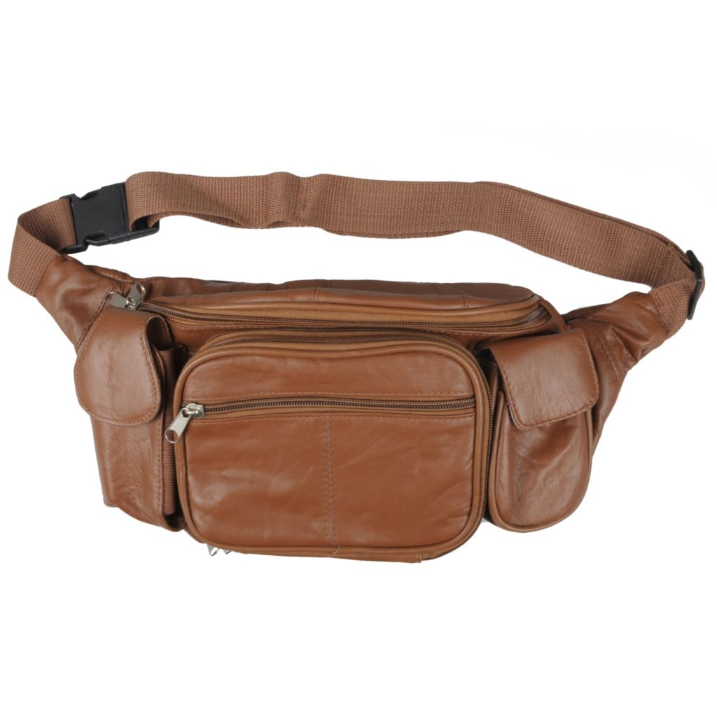 717-660 - Journee Collection Women's Leather Fanny Pack
