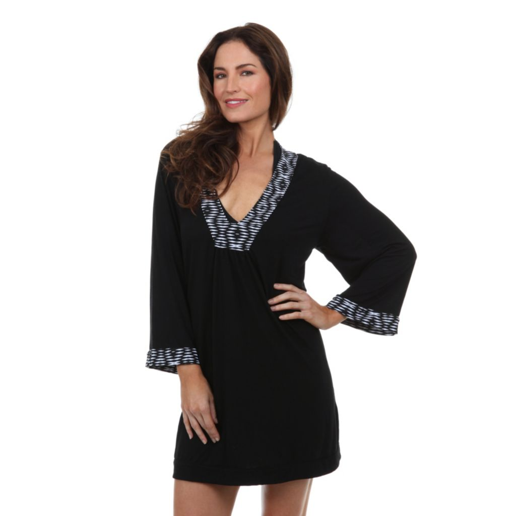 718-034 - Maidenform® Beach Cover-up Tunic