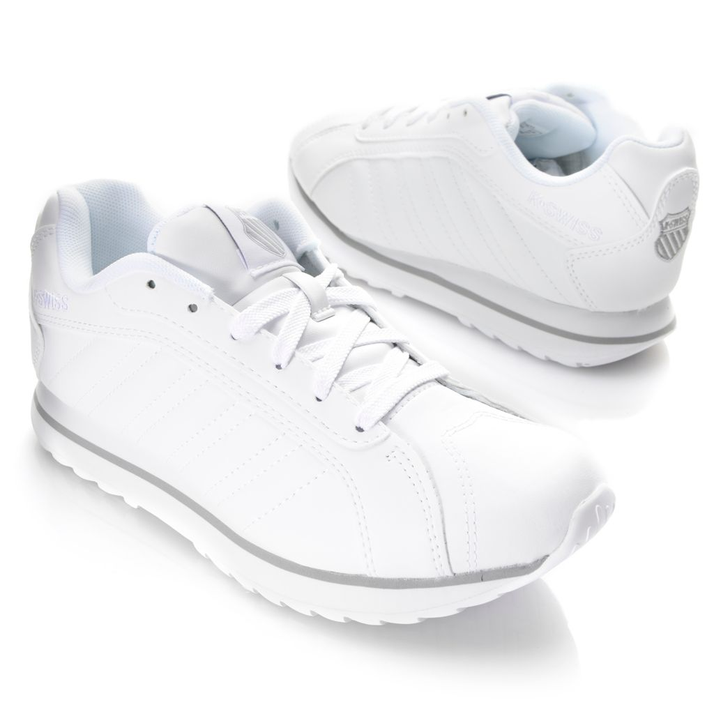 718-079 - K-Swiss® Women's Verstad III S™ Lace-up Tennis Shoes