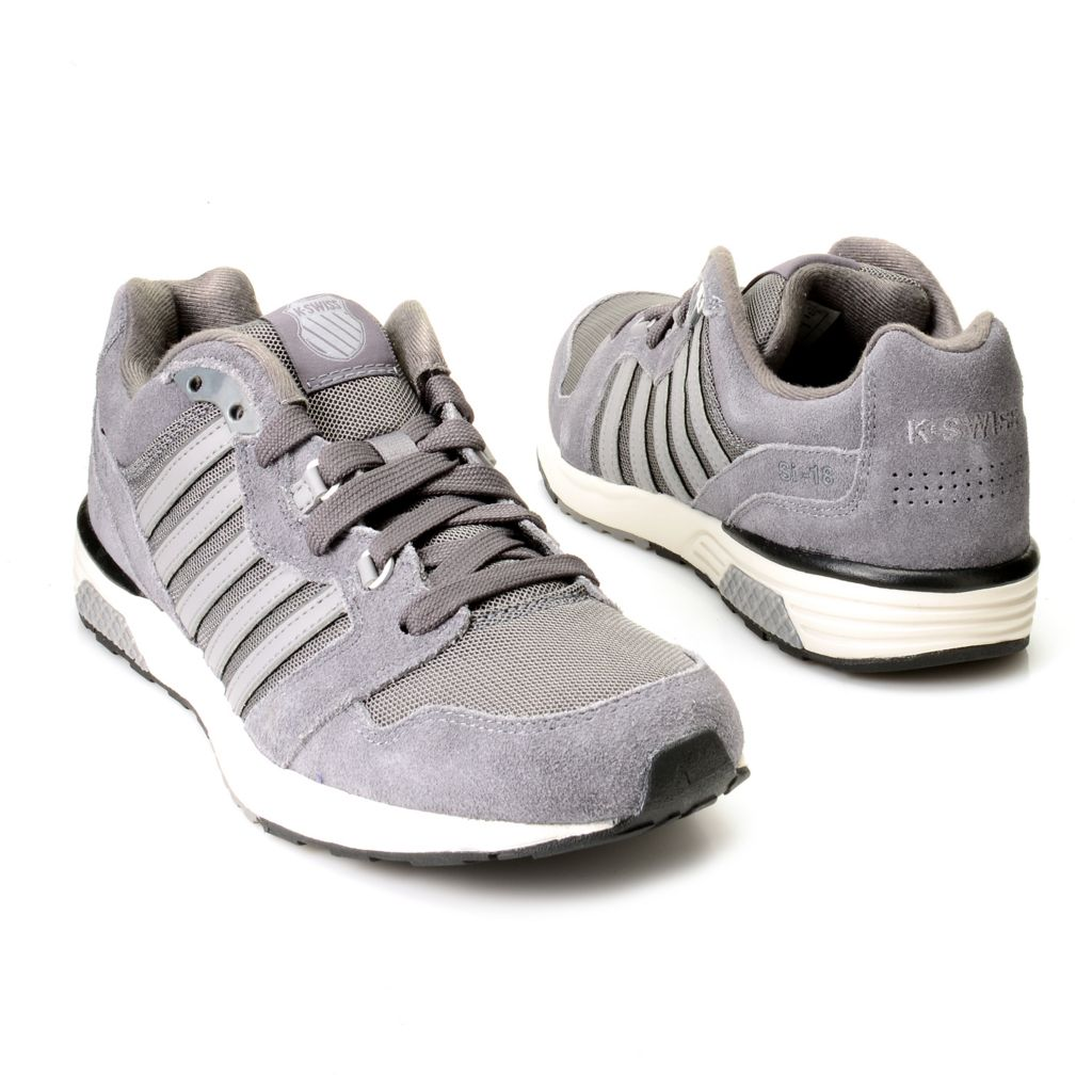 718-089 - K-Swiss® Men's Leather Si-18 Rannell II Training Shoes