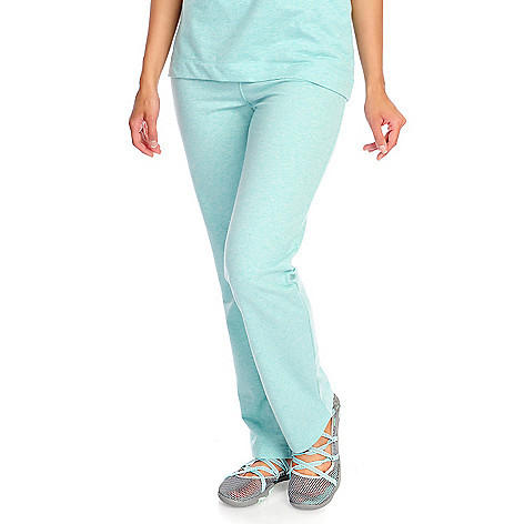 718-231 - Glitterscape® French Terry Elastic Waist Straight Leg Pull-on Sweatpants