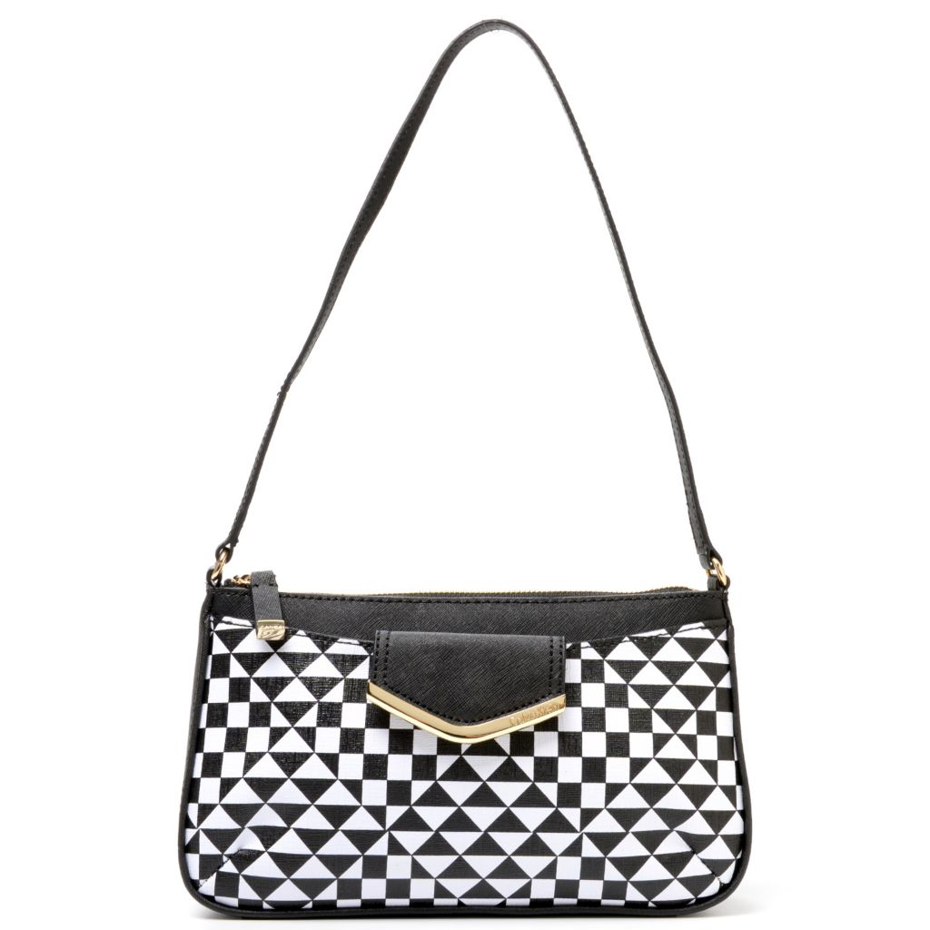 718-367 - Calvin Klein Handbags Saffiano Leather Demi