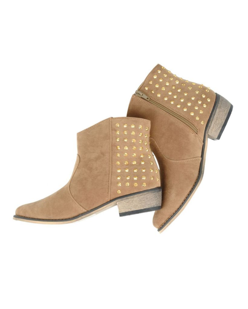 718-463 - Bucco Women's Studded Booties