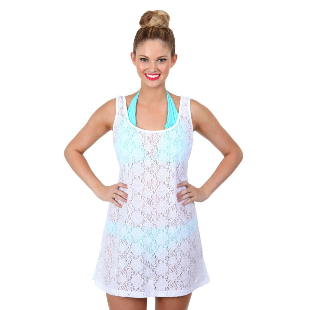 718-621 - Betsey Johnson Beach Cover-up Dress