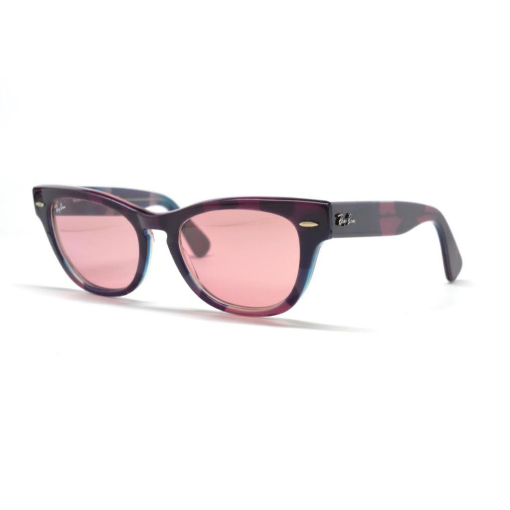 718-923 - Ray Ban Violet Womens Designer Sunglasses