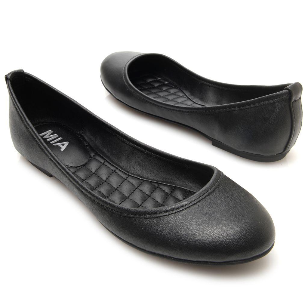 719-051 - MIA Round Toe Ballet Flats