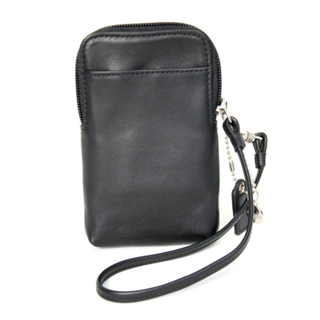 719-407 - Royce Leather Chic Camera Wristlet