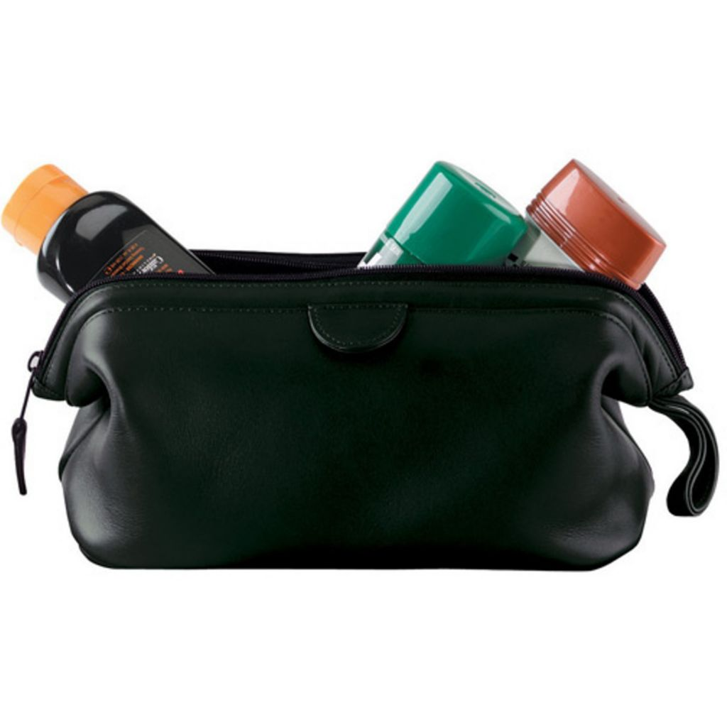719-418 - Royce Leather Executive Toiletry Bag