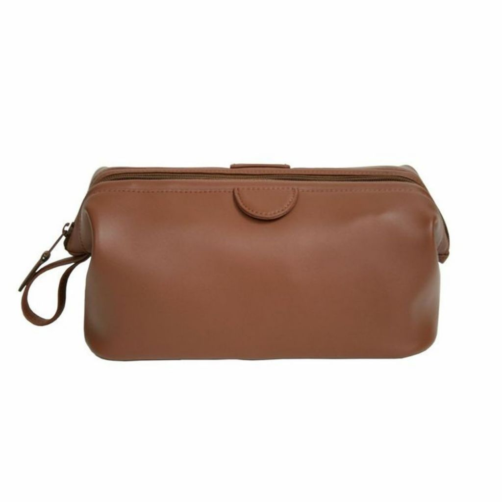 719-419 - Royce Leather Classic-Style Toiletry Bag