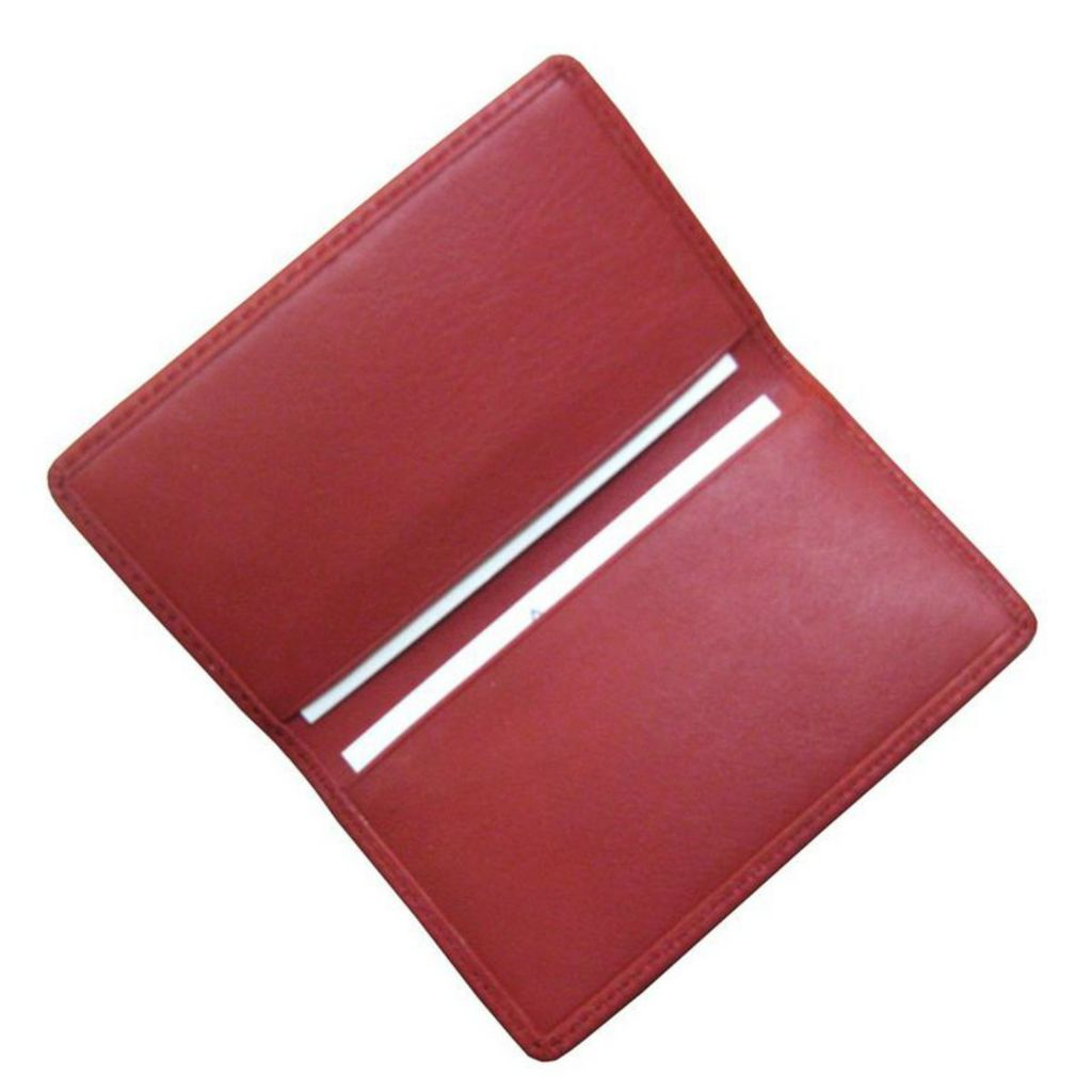 719-424 - Royce Leather Classic Business Card Case