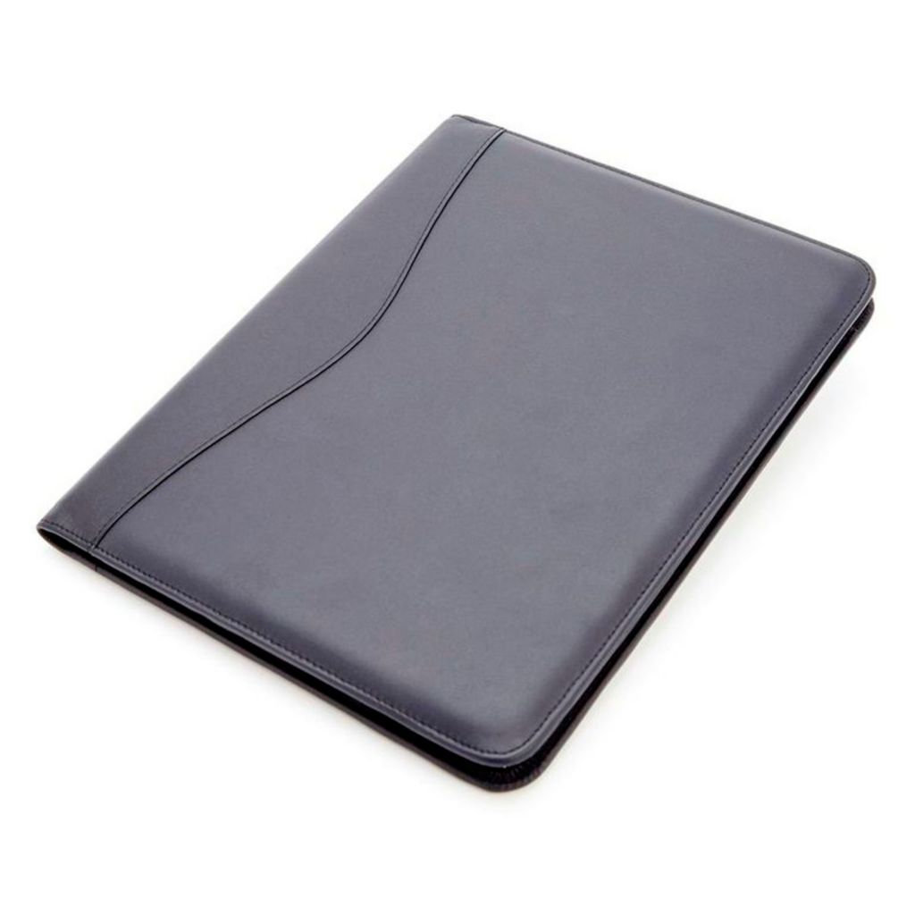 719-443 - Royce Leather Deluxe Lined Writing Padfolio