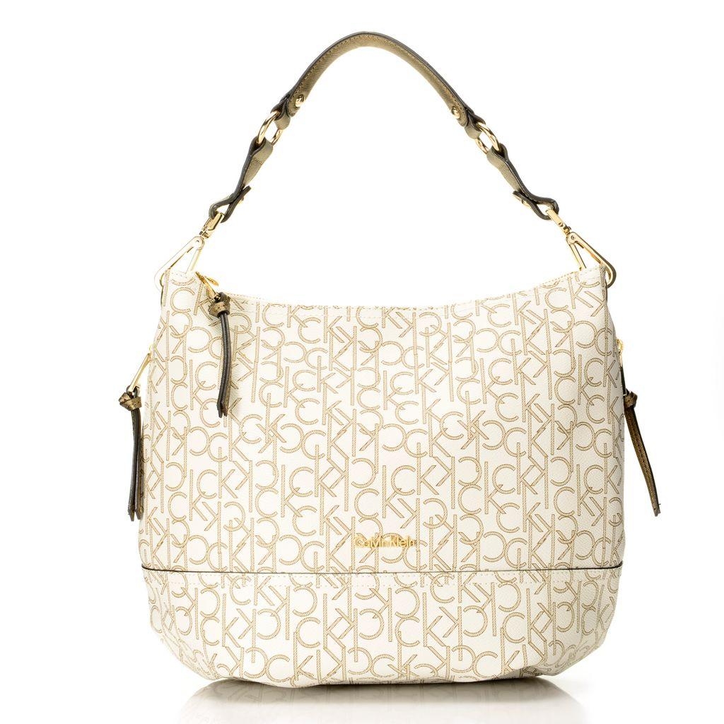 720-514 - Calvin Klein Handbags Logo Hobo