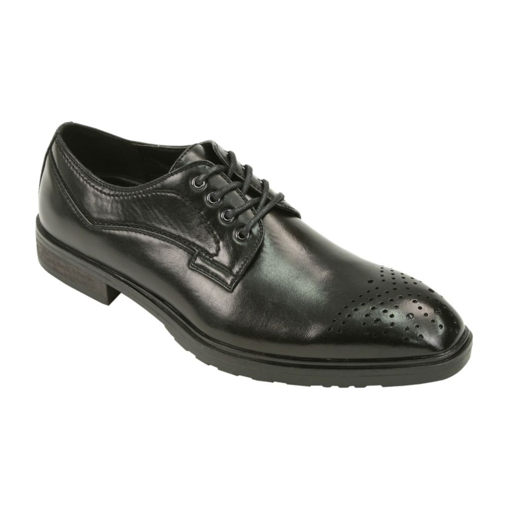 720-535 - Deer Stags Men's Leather Lace-up Oxfords