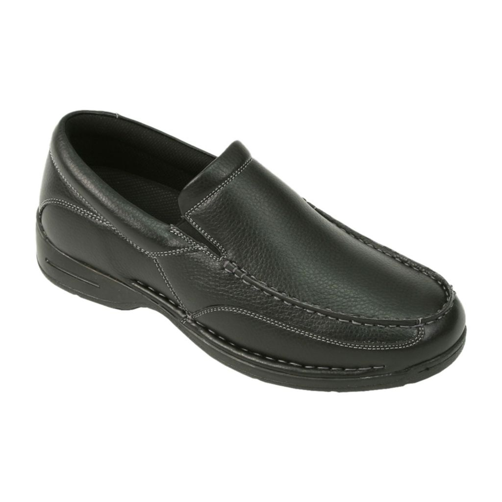 720-582 - Deer Stags Men's Moc-toe Slip-on Shoes