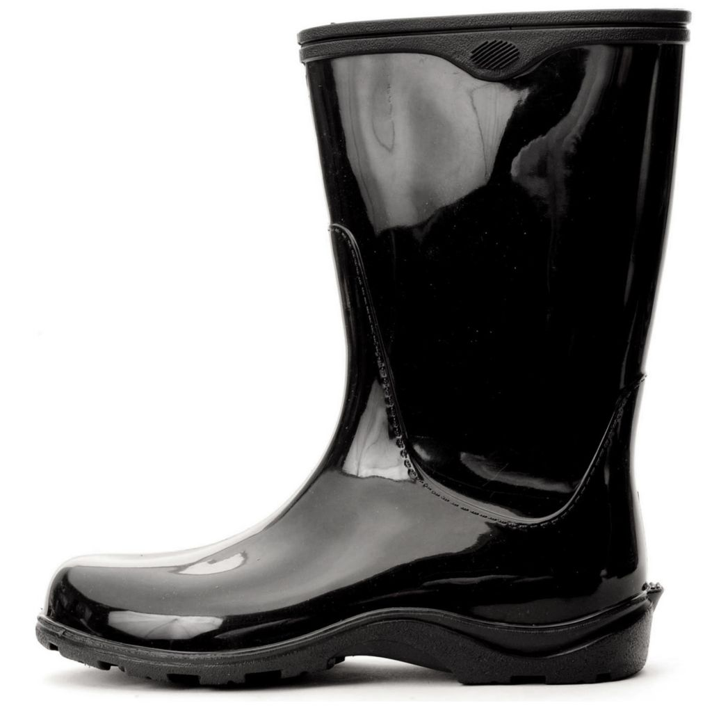 720-645 - Sloggers Patent Finished Waterproof Rain Boots