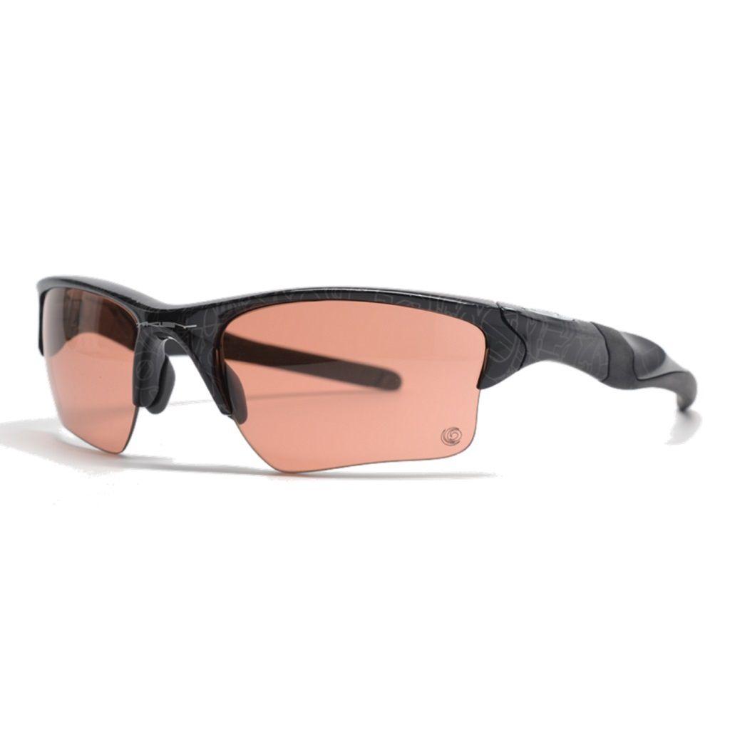 720-746 - Oakley Men's Half Jacket Bronze Designer Sunglasses