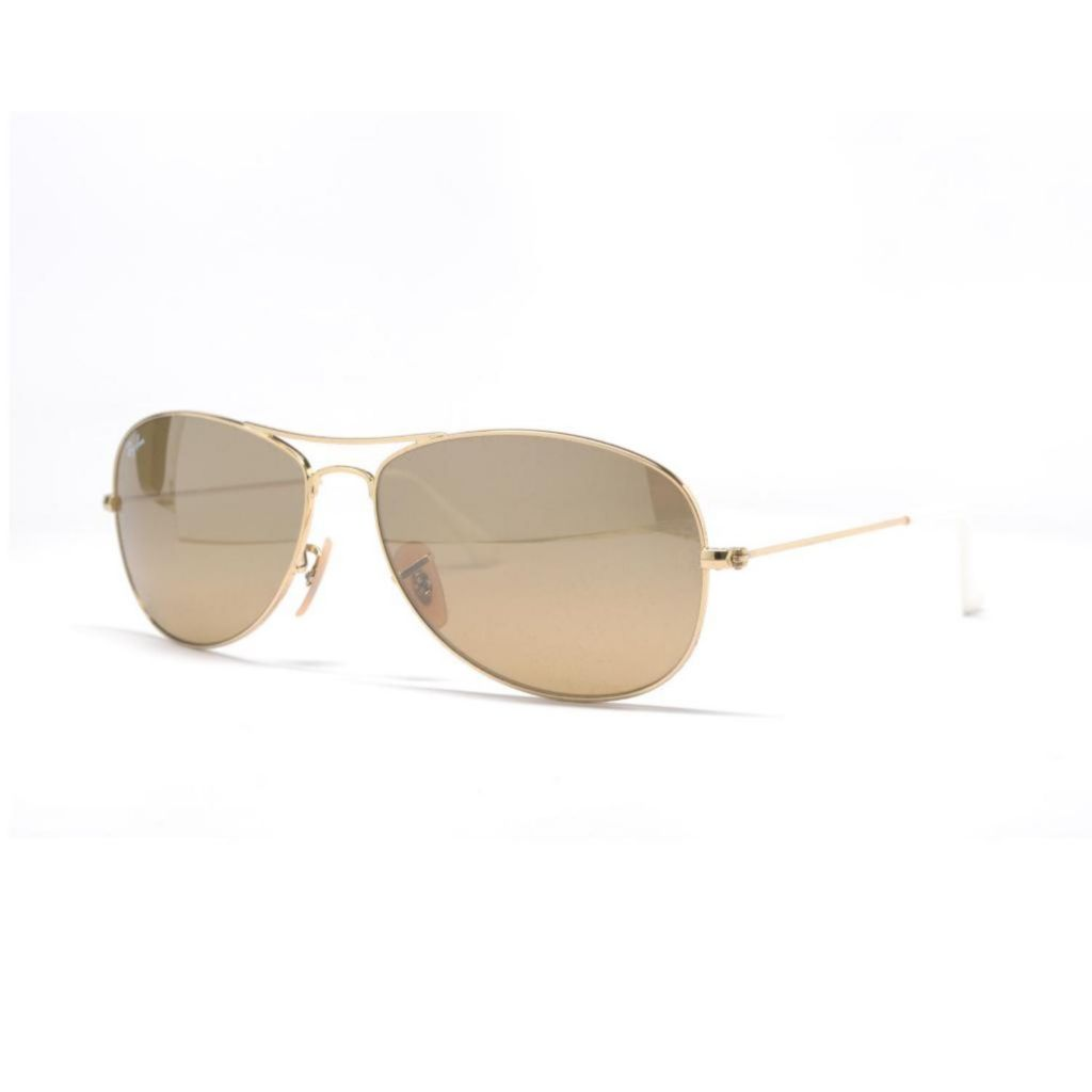 720-783 - Ray Ban Arista Gold Unisex Designer Sunglasses