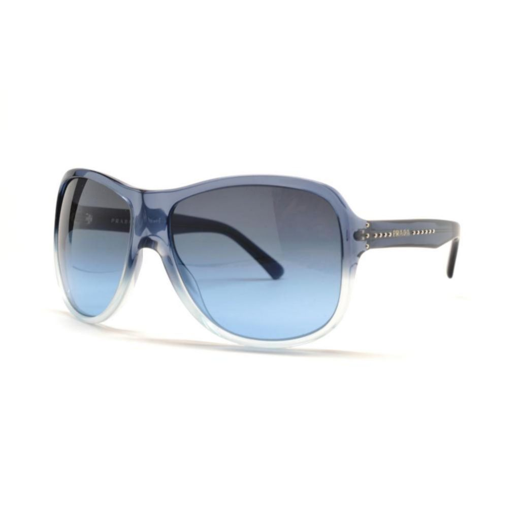 720-788 - Prada Women's Blue Designer Sunglasses