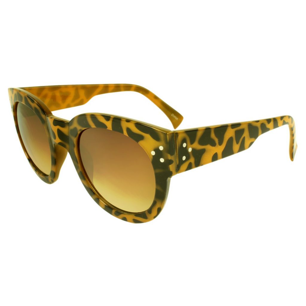 720-834 - SWG Eyewear Women's Oval Fashion Sunglasses