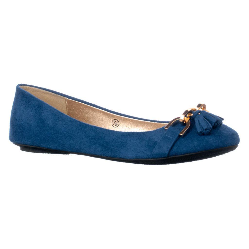 721-075 - Lasonia by Riverberry Women's Slip-on Ballet Flats