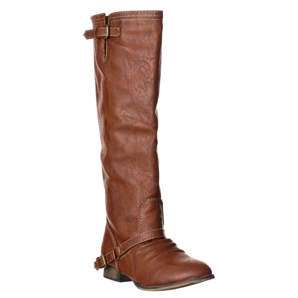 721-081 - Breckelle's by Riverberry Women's Knee-High Riding Boots