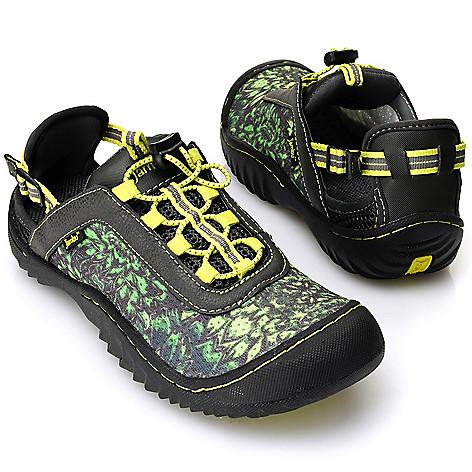 721-980 - Jambu ''Robin'' Mesh Memory Foam Bungee Lace Casual Shoes