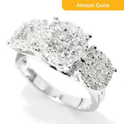 Shop Diamond Treasures Jewelry line