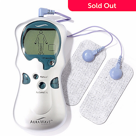 000-020 - AuraWave Pain Relief At-Home T.E.N.S. Device