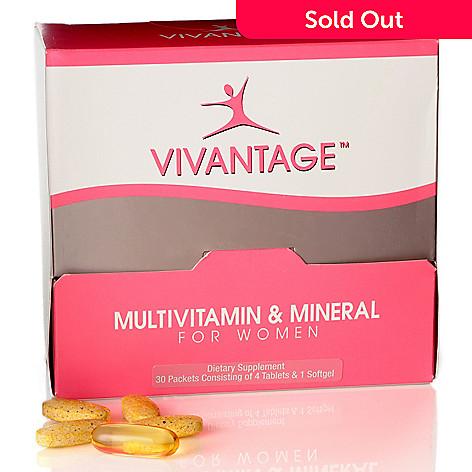 000-115 - Vivantage™ Multivitamin & Mineral Dietary Supplement - 30 Day