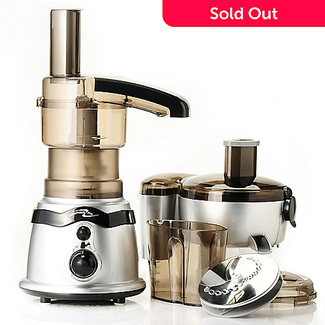 000-528 - Ultramaxx Pro® 380 Watt Multi Food Processor