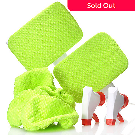000-697 - Window Whizz Set of Two Bottle Attachment Cleaning Tools w/ Accessories