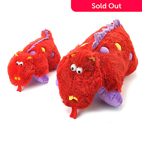 000-836 - My Pillow Pet Set of Two Plush Animal Pillow Toys