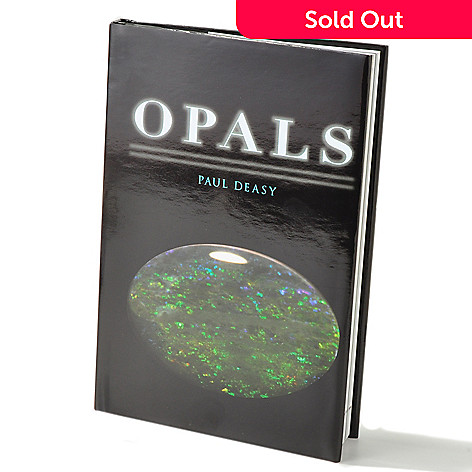 114-912 - Gem Insider® Opals Book by Paul Deasy