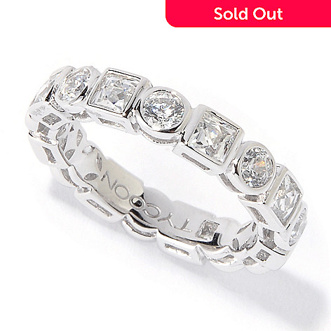 116-514 - TYCOON for Brilliante® Platinum Embraced™ 2.63 DEW Eternity Ring