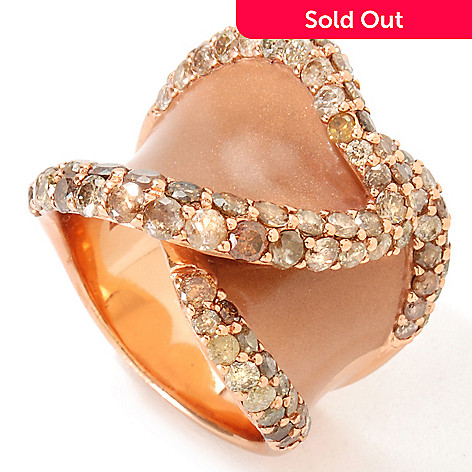118-559 - EFFY 2.91ctw Mocha Diamond Band Ring