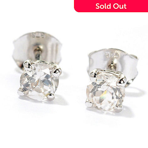 119-044 - NYC II® 1.06ctw Zircon Stud Earrings