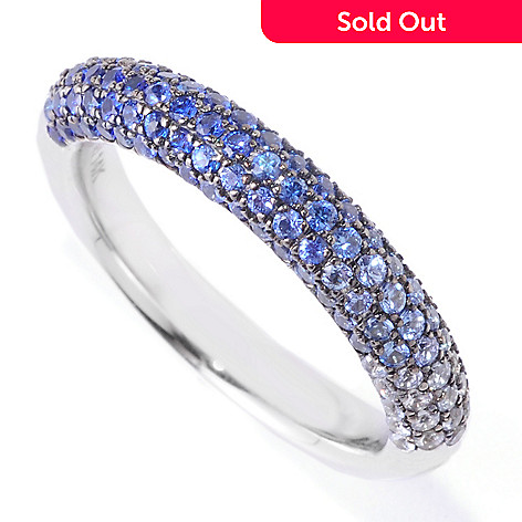 119-918 - Effy 14K Gold 1.13ctw Gemstone Band Ring