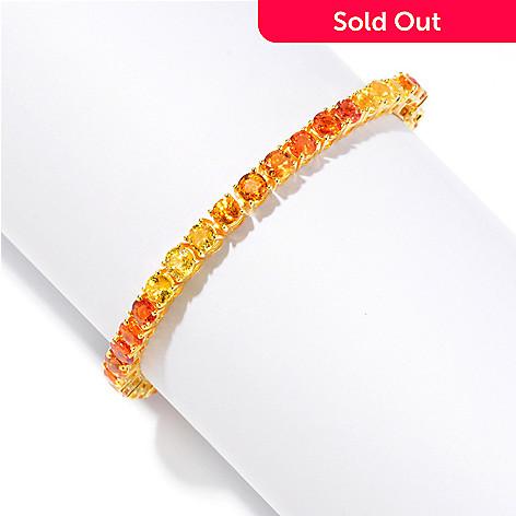 120-121 - NYC II® Graduated Fancy Sapphire Tennis Bracelet